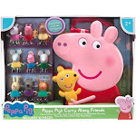 Peppa Pig's Carry Along Friends (Includes 10 Figures)