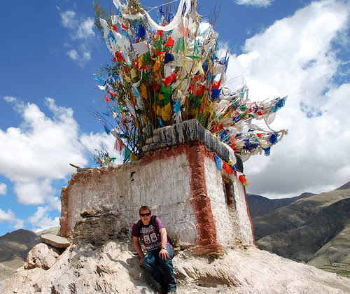Me myself and I in Tibet
