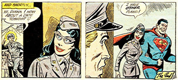 Wonder Woman #211