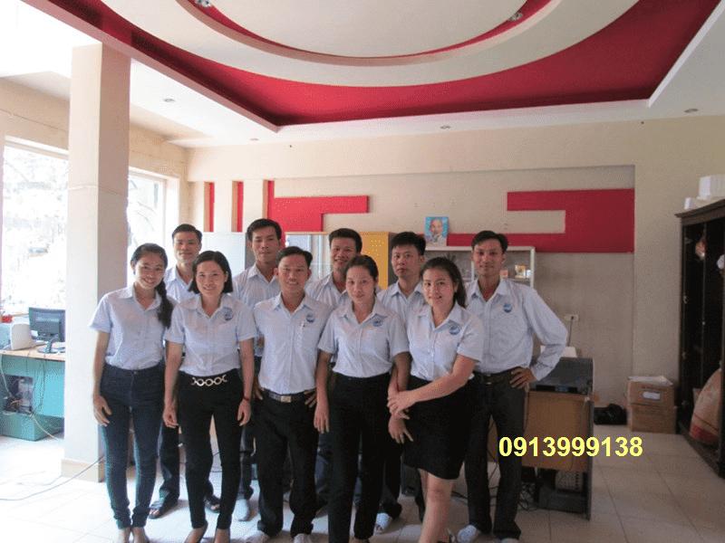 mẫu đồng phục công sở đẹp