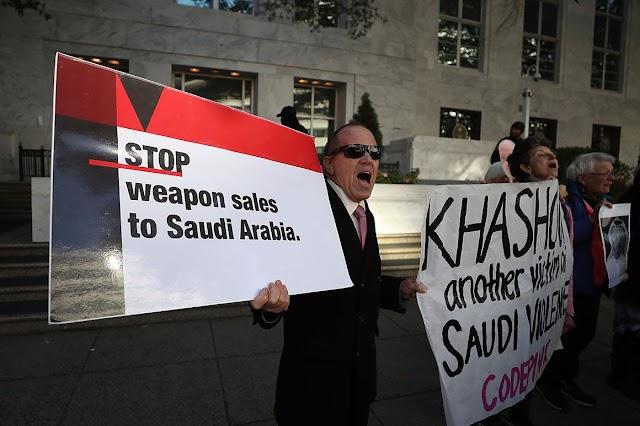Diminished Saudi influence on display in Senate debate over Yemen