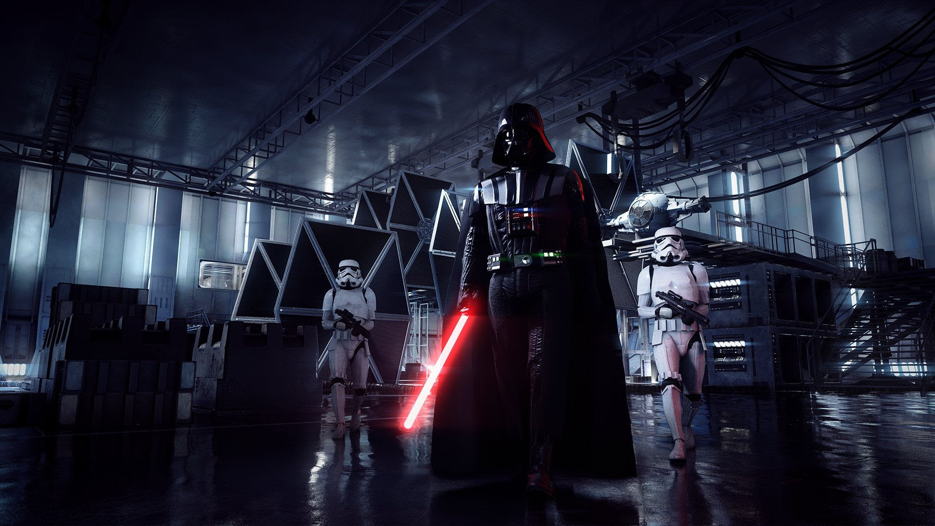 Star Wars Battlefront Ii Darth Vader Wallpapers Hd Wallpapers