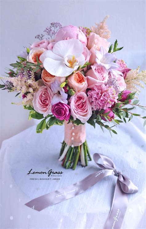 Pin by LemongrassWedding on Fresh Flower Bouquets