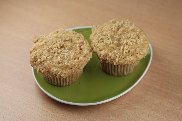 Brown Sugar Buttermilk Muffins