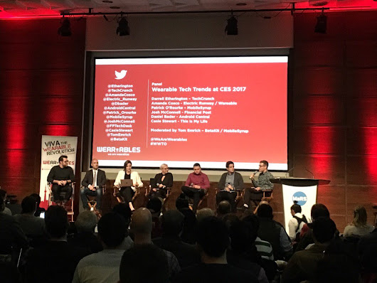 #WWTO says wearables are moving beyond gadgets and becoming part of everyday life