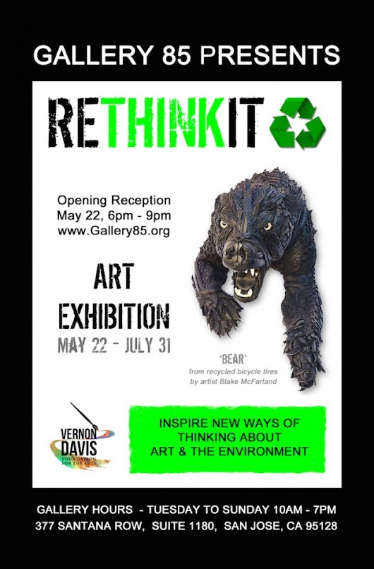 Rochelle Ford @ RETHINKIT Exhibition May 22 - July 31