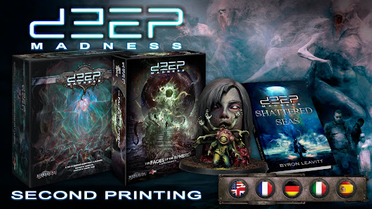 Deep Madness (Second Printing)