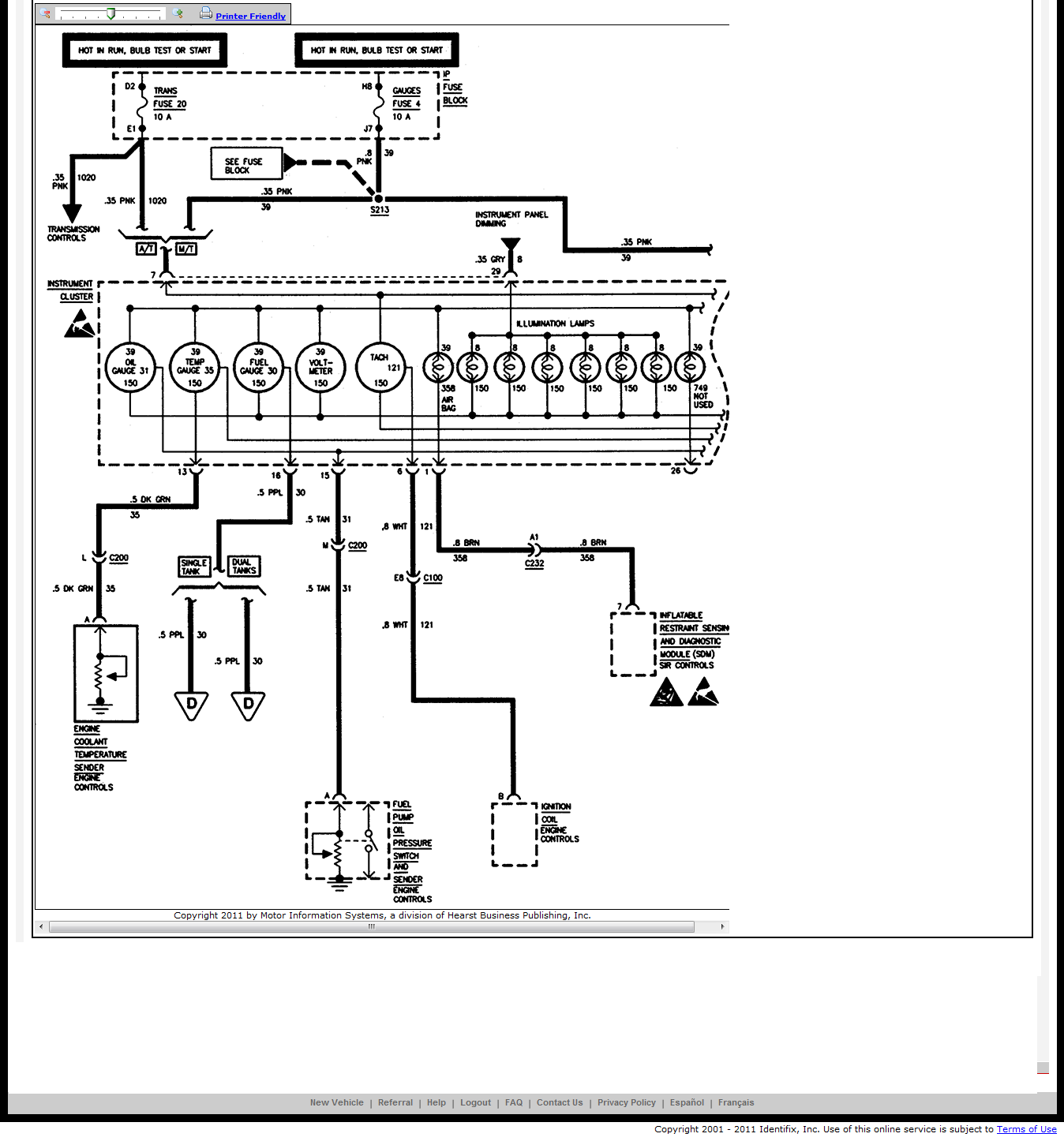 2001 Chevy Tahoe Transmission Wiring Diagram - Wiring Diagram