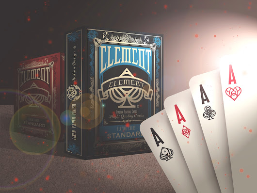 Element Playing Cards by Element Playing Cards — Kickstarter