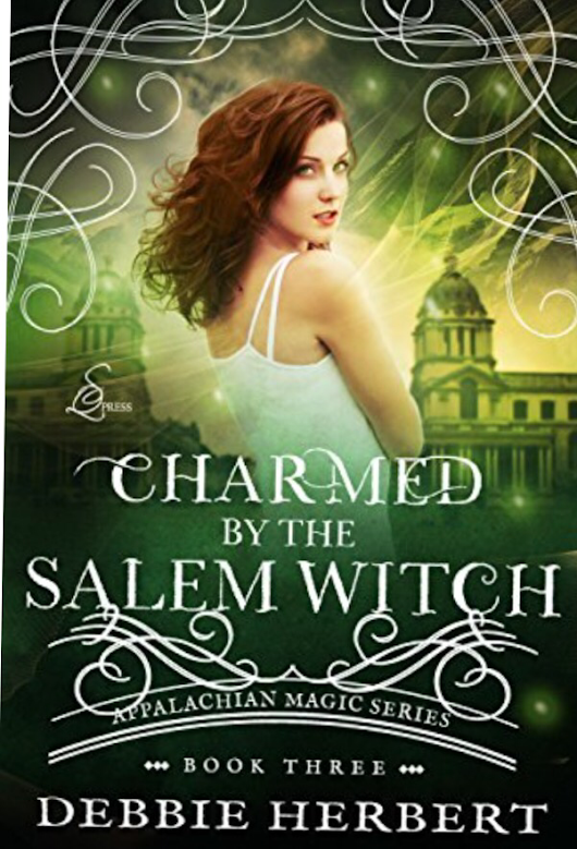 Charmed by the Salem Witch (Appalachian Magic Series Book 3)