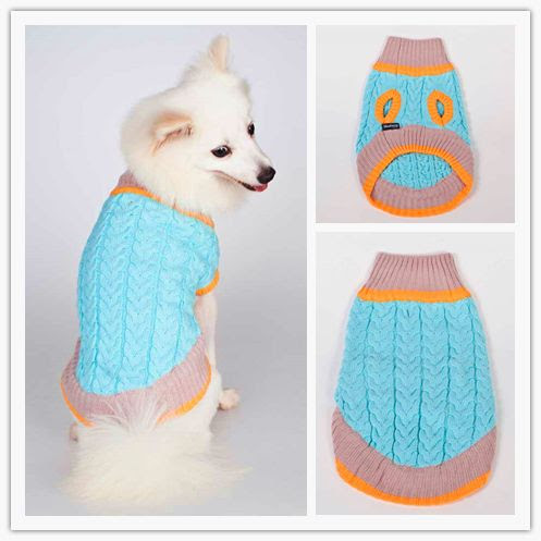 The Timeless Classic Cable Knit Turtle Neck Dog Sweater. http://www.blueberrypet.com/apparel-accessories/sweaters.html