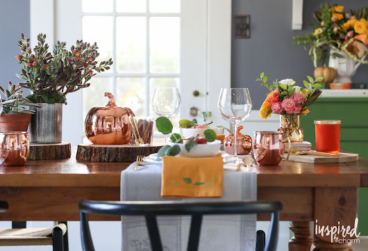Fall Entertaining-Around-My-House Tour