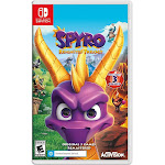 Nintendo Switch Spyro Reignited Trilogy Video Game