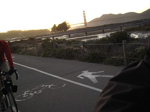 bike. walk. ride. we made it.