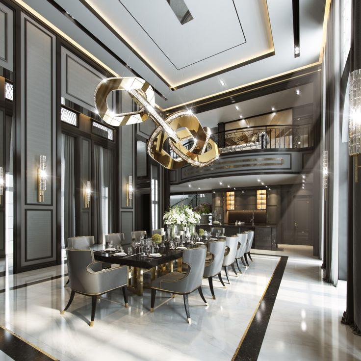 Dining Room Decoration Dining Room Luxury