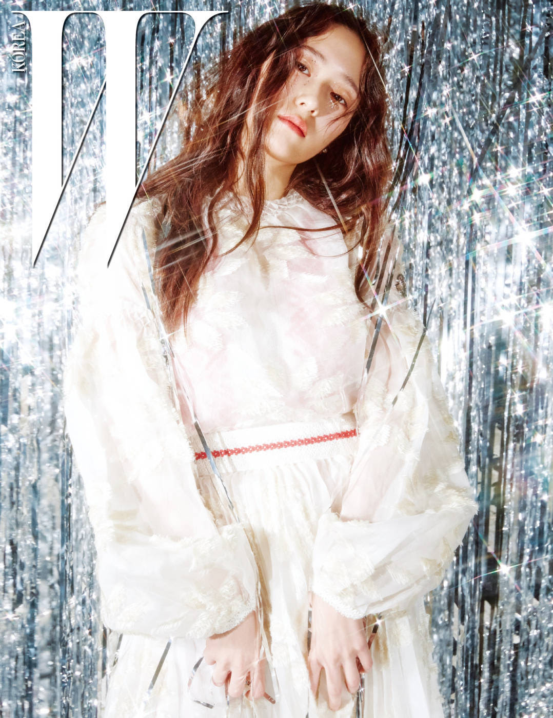 Krystal ( F(x) ) - W Magazine January Issue '17