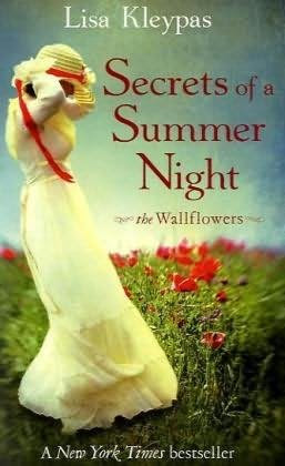 book cover of   Secrets of a Summer Night