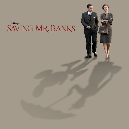Waitsel's Review of Mary Poppins and Saving Mr. Banks