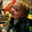 Happy Baby Laughs Uncontrollably at His Favorite Commercial! Cutest Thing Ever.