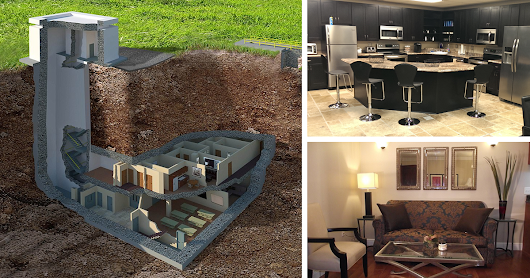 Take A Look Inside This Luxurious $17.5M Nuclear Bunker Which Can Withstand A 20-Kiloton Nuclear Blast