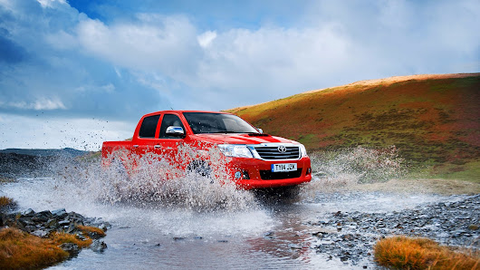 Toyota. 10 Reasons the Toyota Hilux Rules the Earth