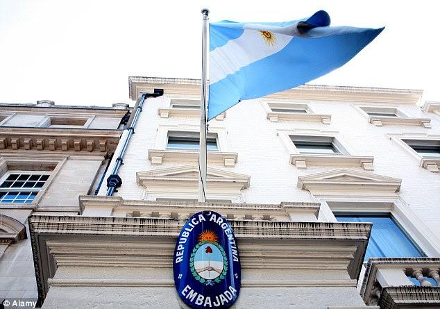 Novo chefe: Argentina vai nomear um novo embaixador a Londres para a primeira desde 2008