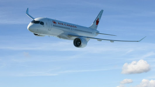 Air Canada finalises CSeries CS300 Order - Economy Class & Beyond