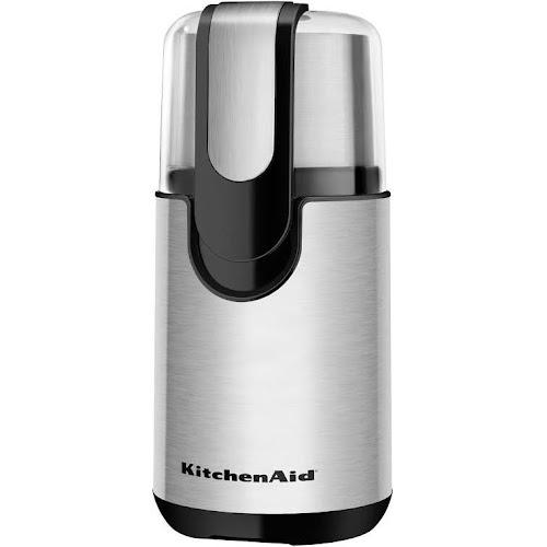 KitchenAid Blade Coffee Grinder BCG111OB - Onyx Black