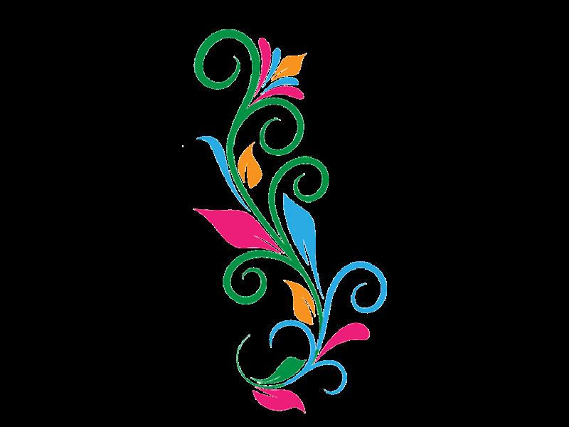 9 2 flowers vectors free png image