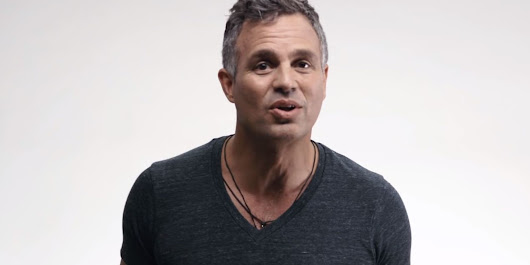 Mark Ruffalo Will Do A Nude Scene In His Next Movie If People Don't Vote For Trump