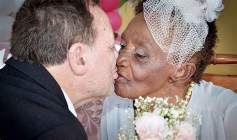 OLDEST COUGAR: Woman aged 106 gets engaged to 66 year old