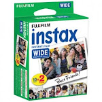 Fujifilm FDC16437396 Instax Mini Film Twin Pack