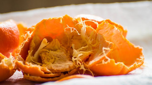 Deodorize Your Dishwasher with Leftover Citrus Peels