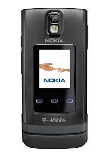 Nokia 6650 Clamshell Available on T-Mobile UK