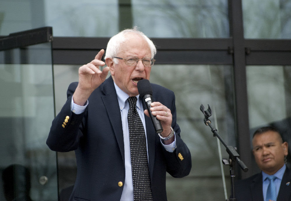 Bernie Sanders Doesn't Think Christians Are Fit For Public Office