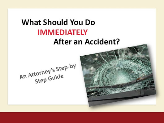 What To Do Immediately After a Car Accident [Attorney's Step-by-Step …