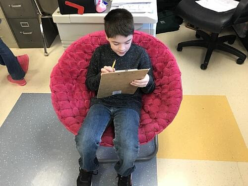 Flexible Seating in Personalized Learning