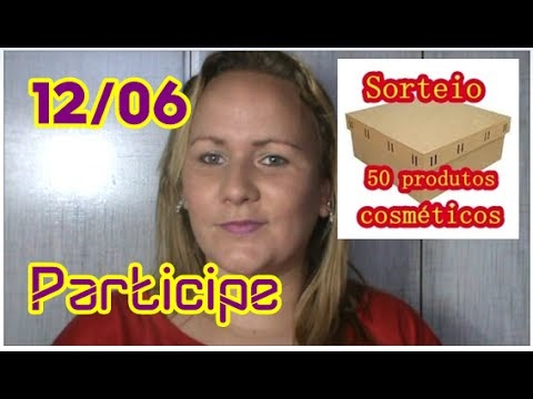 Sorteio 1K do Canal - Blog da Ana