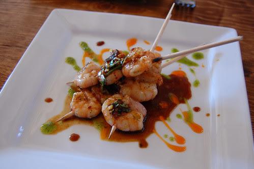 el Sarmiento shrimp
