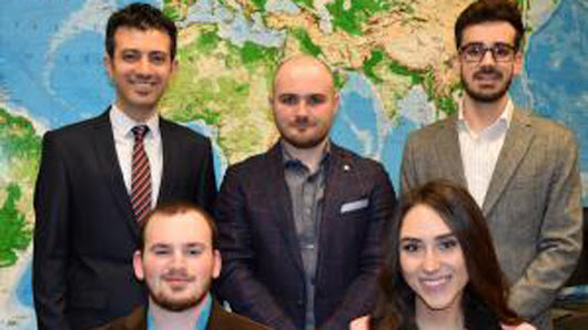 YSU Business Students Place 2nd at NASBITE