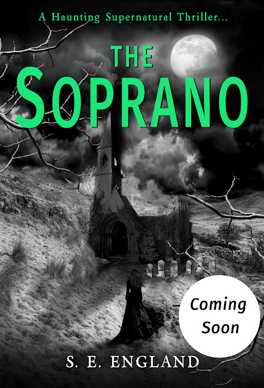 The Soprano is now available to pre-order | Author | United Kingdom | Sarah England Author