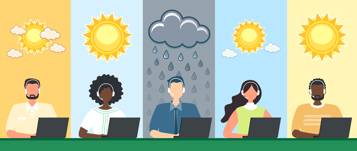 Companies provide services, encourage connections as they prioritize mental health