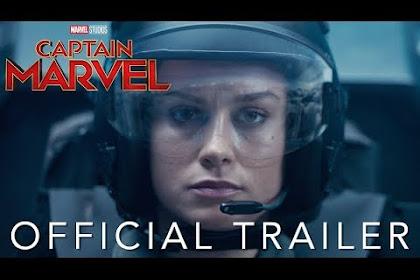 5 Alasan Captain Marvel Film Yang Cukup Seru Dan Layak Tonton