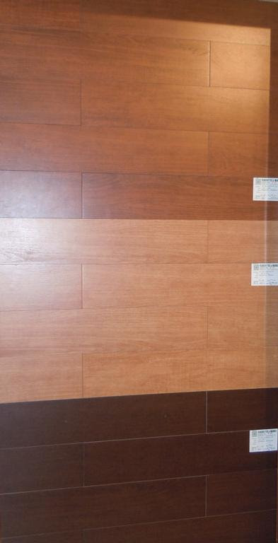 Picture: Wood Look Tile - Porcelain - for Floor & Walls provided ...