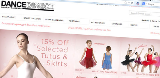Dance Direct Offers!  –  Dance Direct Blog