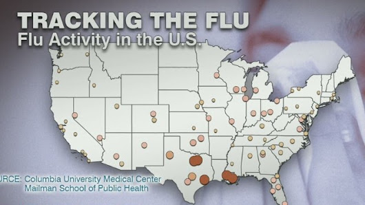Predicting the flu so you can avoid it