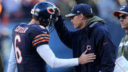 Cutler struggles with ankle injury, whether he was doing job