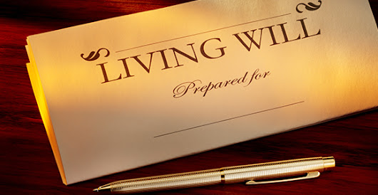 Creating a Living Will | Orlowsky & Wilson, Ltd.