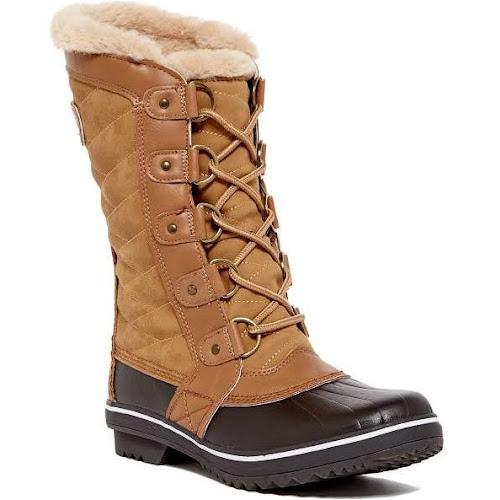 e1d013c2dac JBU Womens Lorna Closed Toe Mid-Calf Fashion Boots JB17LOR54 ...