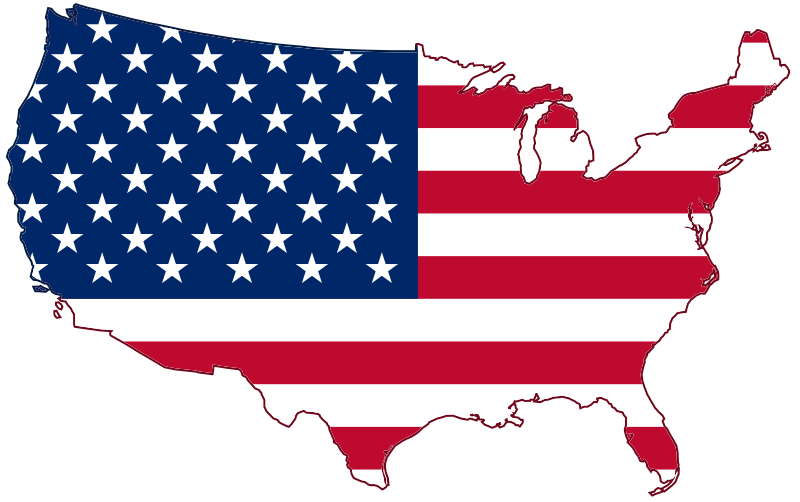 File:USA Flag Map.svg